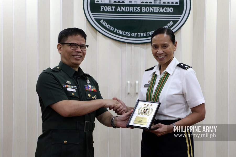 Guam Adjutant General visits Army, offers exchange trainings