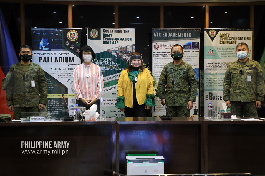 Philippine Army Multi-Sector Advisory Board holds 3rd Regular Meeting
