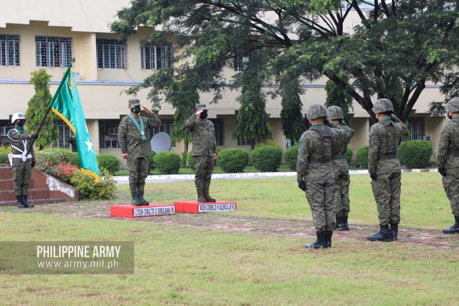 CGPA visits Training and Doctrine Command, inaugurates new training facility
