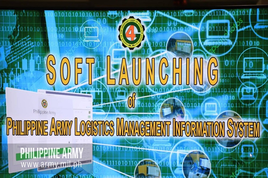 Army launches Logistics Management Information System